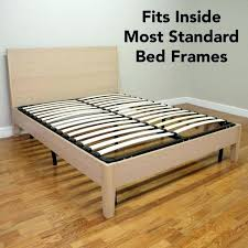 heavy duty queen bed frame home shop bed frames heavy duty metal