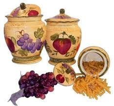 grape kitchen canisters 7 best kitchen canisters images on kitchen canisters