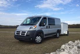 Ram Truck 3500 Towing Capacity - 2016 ram promaster ecodiesel towing first drive video the fast