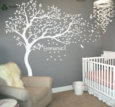 Tree Wall Mural by Online Buy Wholesale White Tree Wall Decal From China White Tree