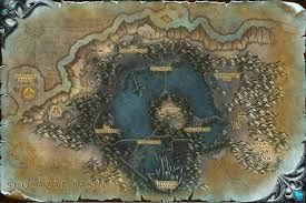 map quests icecrown map with locations npcs and quests of warcraft