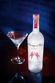 martini vodka review menage a trois vodka complete lineup u2013 drinkhacker