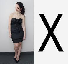 robe noir pour un mariage une robe pour chaque silhouette maquillage cynthia