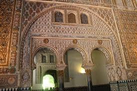 moorish architecture influence of moorish architecture picture of real alcazar