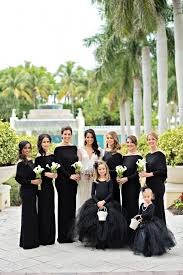 black bridesmaid dresses 13 unique bridesmaid dress ideas for ballsy brides