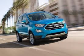 2018 ford ecosport suv pricing for sale edmunds