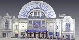 Winter Gardens Blackpool Postcode - bury associates blackpool winter gardens high detail measured