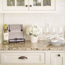 kitchen design ideas off white subway tile backsplash luxury