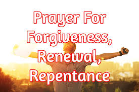 a prayer of thanksgiving to god prayer for forgiveness of sins renewal and repentance youtube