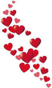 valentine u0027s day clipart little heart pencil and in color