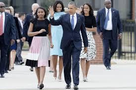 sasha and malia obama u0027s best fashion looks style evolution of