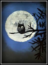 plateau art studio halloween owl