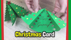 gift card tree christmas tree diy gift card easy to make with kids