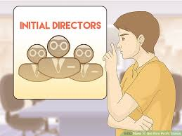 how to get non profit status with pictures wikihow