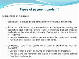 money as a payment ppt