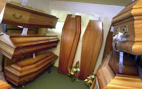 coffins for sale why are crowdfunding their funerals