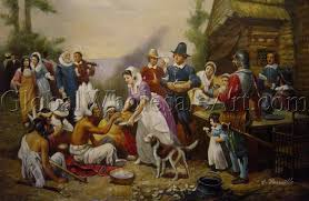 jean gerome ferris the thanksgiving paintings