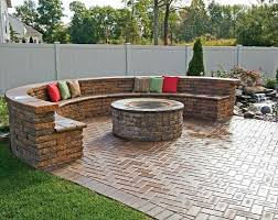 Best 25 Paver Designs Ideas How To Be Creative With Stone Fire Pit Designs Backyard Diy