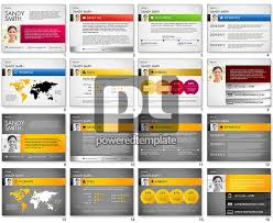 resume powerpoint template stock powerpoint templates free