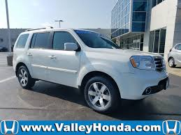 certified pre owned 2014 honda pilot touring awd sport utility in