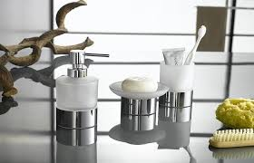 Modern Bathroom Accessories Sets Bathroom Accessories Set Stuff Modern Beautiful Turquoise