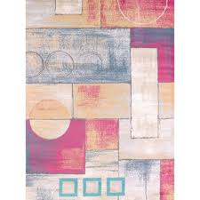 Abstract Area Rugs United Weavers Abstract Multi 5 Ft 3 In X 7 Ft 2 In Indoor