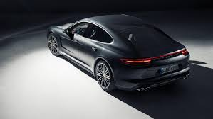 porsche 4 door sports car 2017 porsche panamera revealed the four door porsche we all want