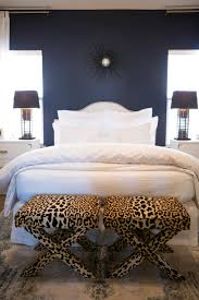 Navy Accent Wall Bedroom Our Navy U0026 White Bedroom The Teacher Diva A Dallas Fashion Blog