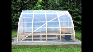 Shed Greenhouse Plans Yankee 30 Mkii Hull 70 Luna Shed The Bows Are Up Simple Bow Roof