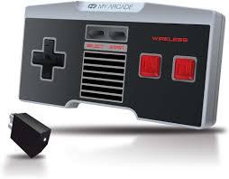 target black friday nintendo classic 2016 amazon com my arcade gamepad classic wireless controller for
