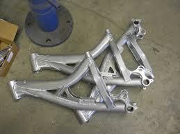 Custom Frames Aluminum 7005 6061 Custom Frames Frank The Welder