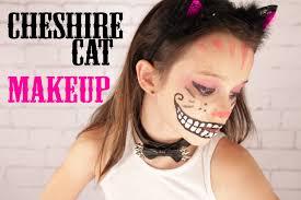 Halloween Cat Makeup Kids Grosgrain Cheshire Cat Face Halloween Makeup