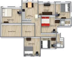 bedroom 5 bed house designs uk 3 bedroom apartments simple 6