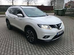 crossover nissan nissan x trail 1 6 l visureigis 2017 06 m a6456647