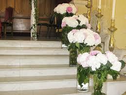 composition florale mariage composition florale hortensia mariage atelier floral