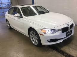 2015 bmw sedan used 2015 bmw 3 series for sale dayton oh