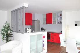 cuisine et salon dans la meme comment decorer une cuisine ouverte cuisine ouverte sur sjour