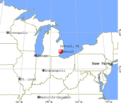 map usa detroit michigan tax information bcaar redefining the of