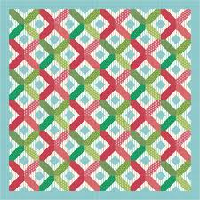instant download pdf sewing pattern trellis quilt pattern from
