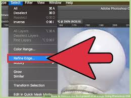 how to remove the background of an image using photoshop cs6