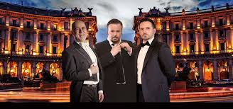 dinner show in rome the three tenors