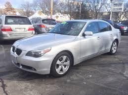 bmw 525xi bmw 5 series 2007 in lowell nashua nh ma commonwealth