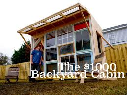 build small house in backyard amys office