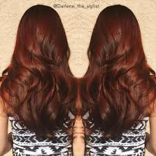 kankalone hair colors mahogany 60 chocolate brown hair color ideas for brunettes copper brown