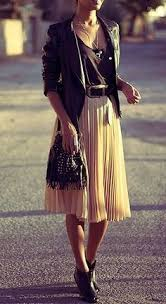 in love with this dreamy pleated maxi skirt really like it teamed