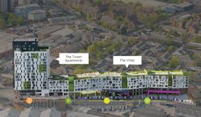 London Terrace Towers Floor Plans by Bermondsey Works London Se16 New Homes For Sale In London By