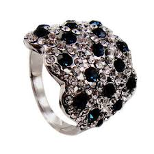 fashion wholesale rings images China fashionable 925 sterling silver with rhinestone crystal jpg