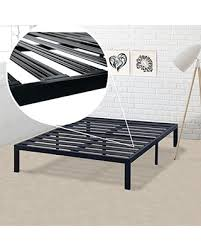 Steel Platform Bed Frame Shopping Special Best Price Mattress Model E Heavy Duty