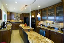 beautiful french small u shaped kitchen ideas with solid black