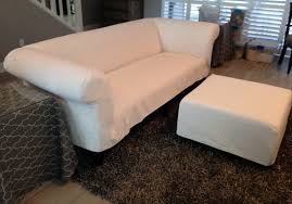What Is Chesterfield Sofa by Chesterfield Sofa Slipcover In White Sunbrella Fabric Fabric 8